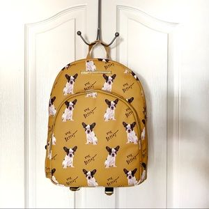 Betsey Johnson French Bulldog BackPack 🎒